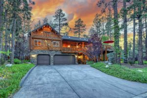 Big Bear Lake Real Estate: Stonebridge.