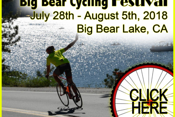 Tour de Big Bear 2018.