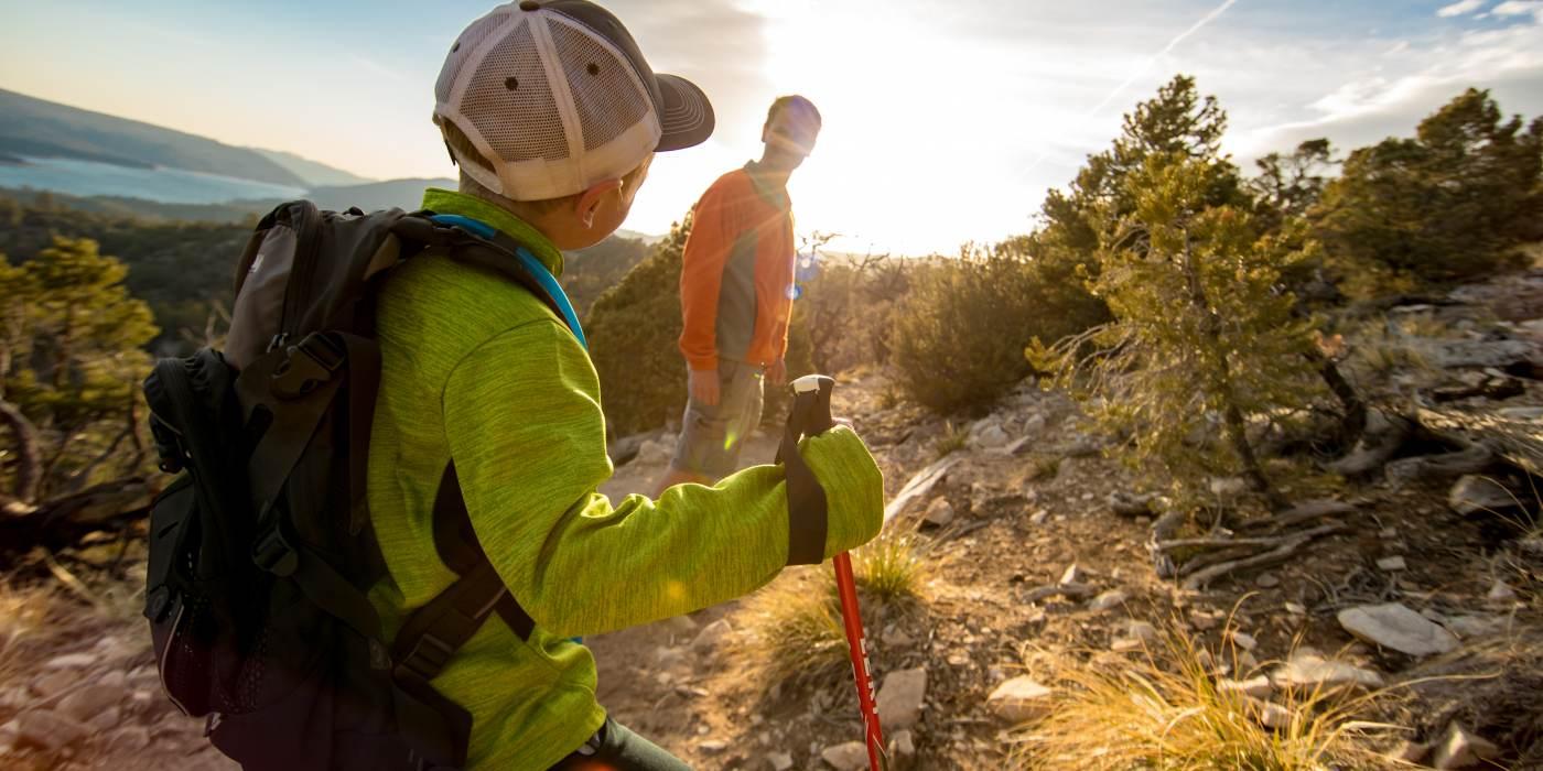 Hiking Your Cares Away