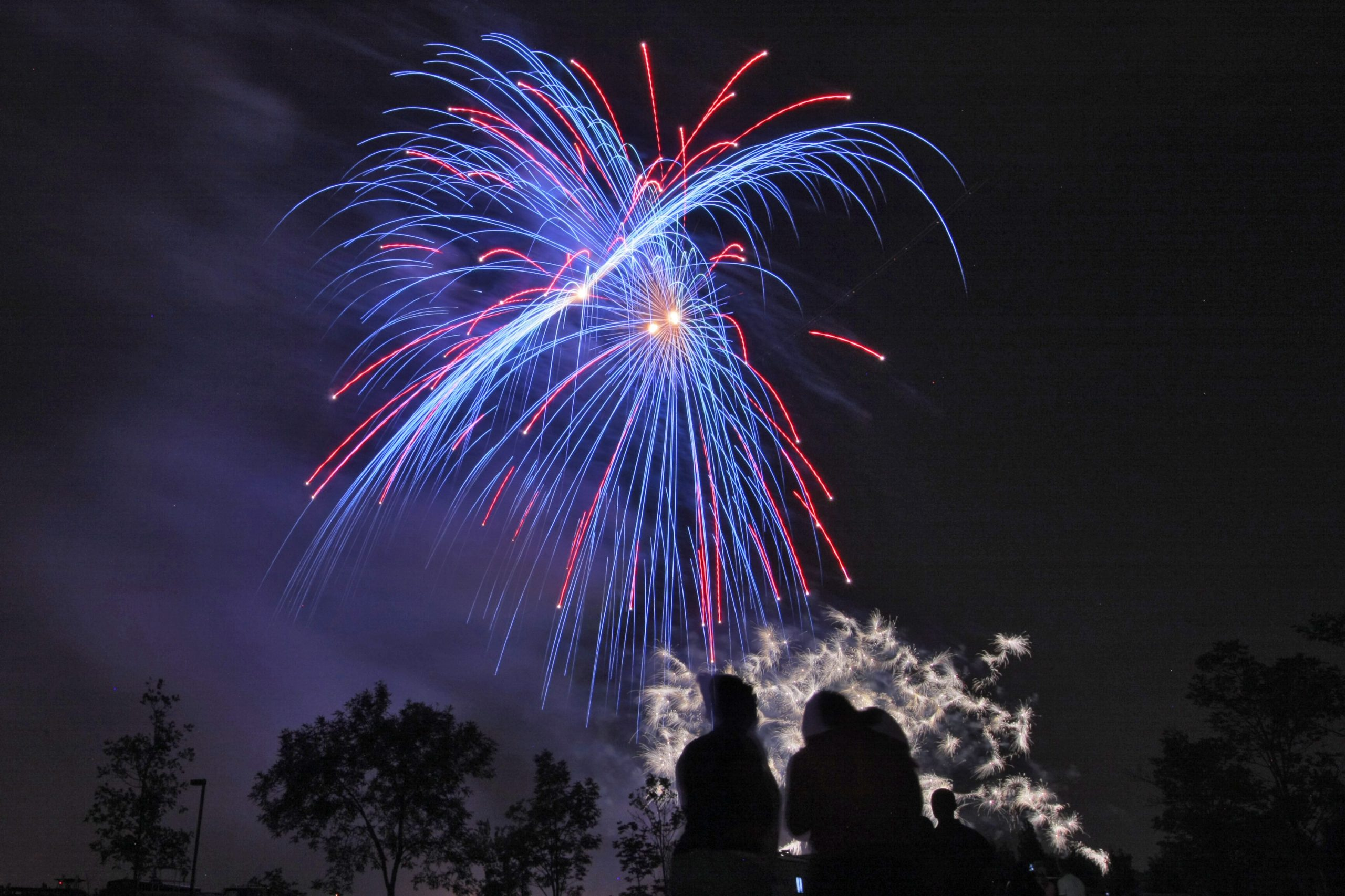 The annual July 4 fireworks show is on, and we're looking forward to celebrating the 244th birthday of the greatest country in the world!
